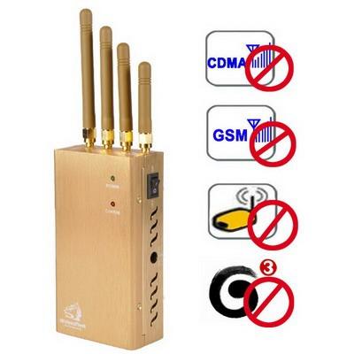 Cdma/gsm dcs/pcs 3g signal jammer   the signal jammer coupon code